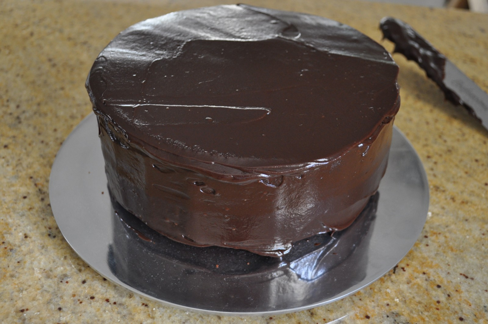 Devil's food cake - Claire K Creations