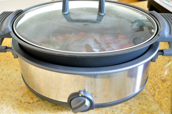 breville slow cooker instructions