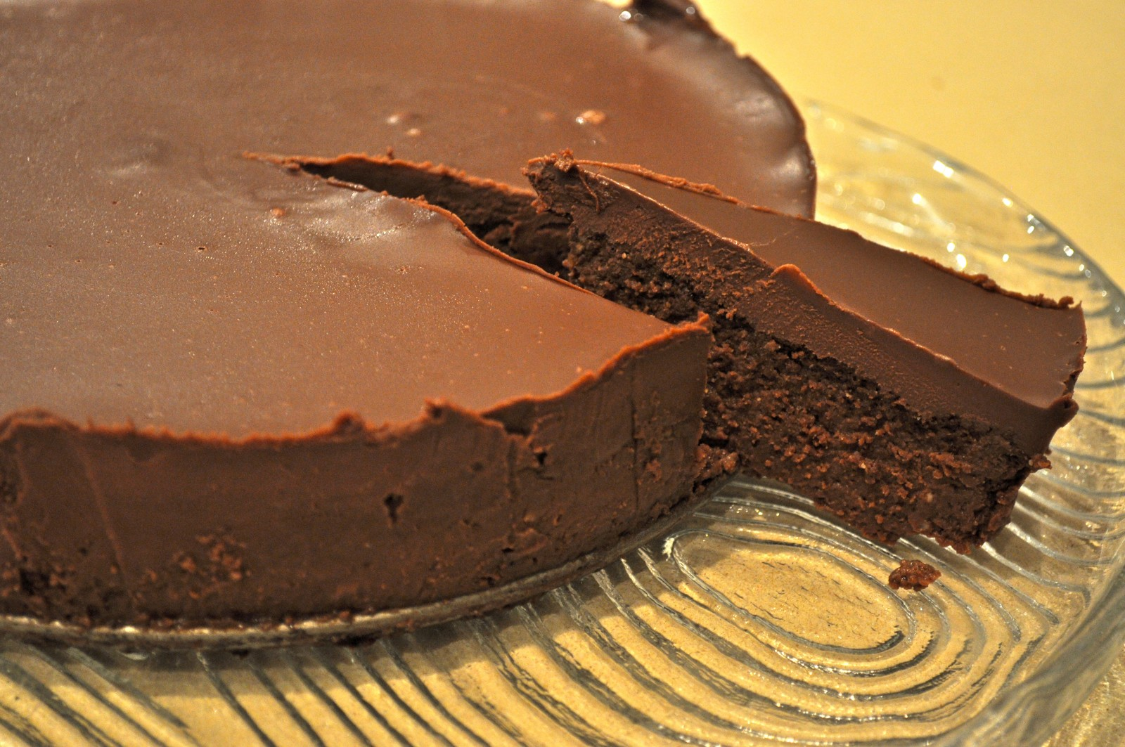 Chocolate torte aka black beast the richest most delicious cake