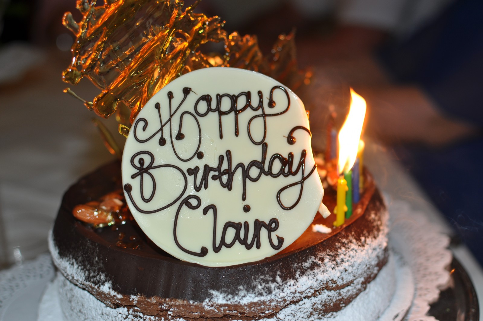 A Birthday To Remember And A Tasty One At That Claire K Creations