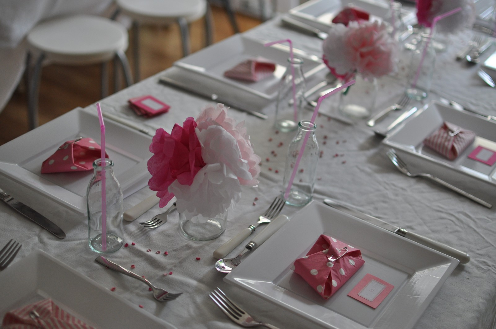 Baby shower archives claire k creations Baby shower table setting