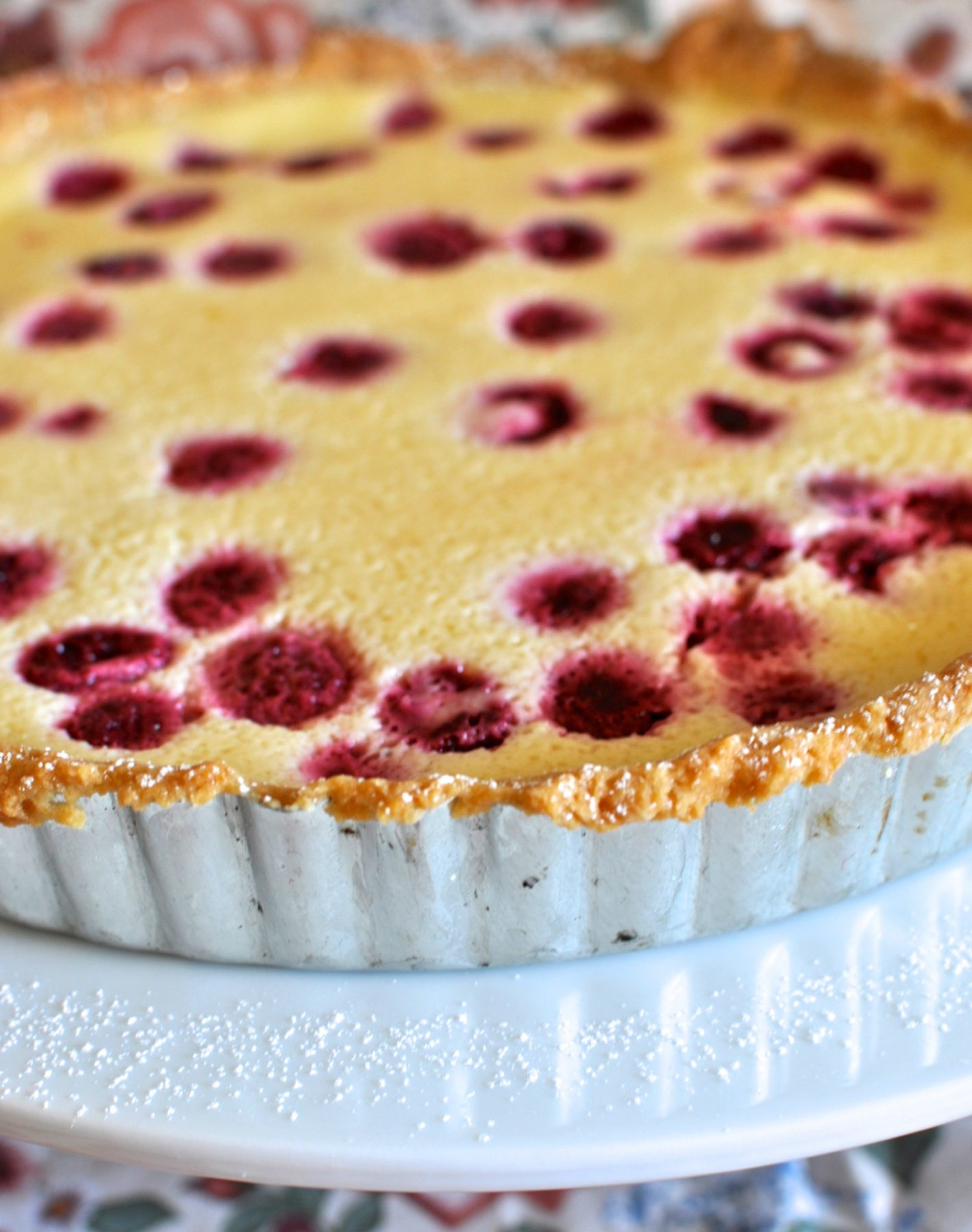 raspberry lemon mousse tart calories 309 per serving raspberry lemon ...