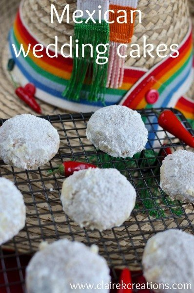 Mexican Wedding Cakes.Mexican Wedding Cakes