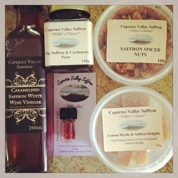 Treats from Capertree