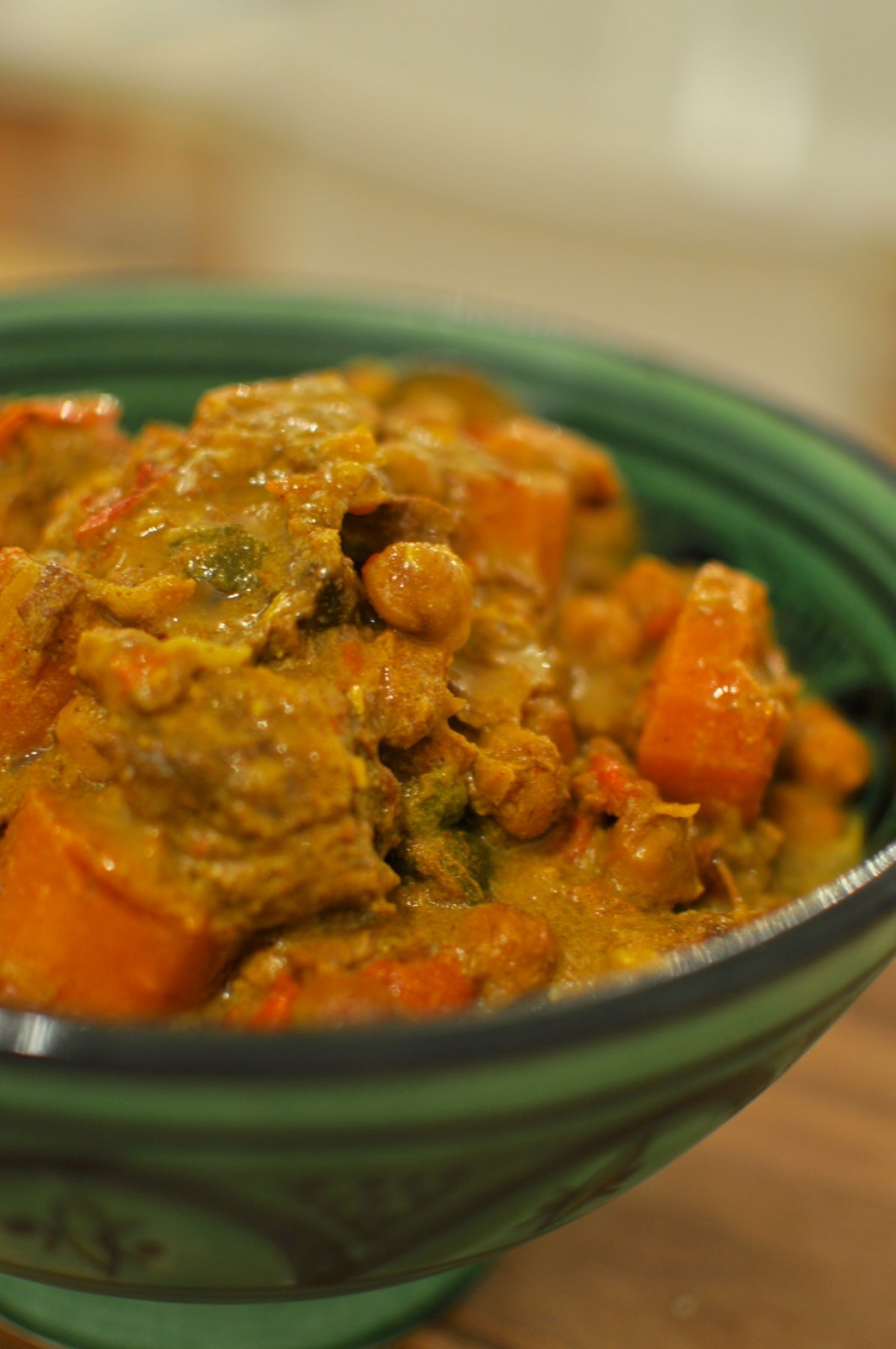 Slow Juicer Currys : Moroccan beef curry in the slow cooker - Claire K Creations