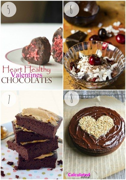 20 Healthy Valentines Day treats via www.clairekcreations.com