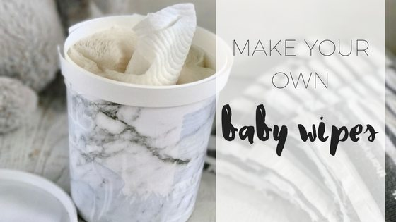 How to make baby wipes via www.clairekcreations.c