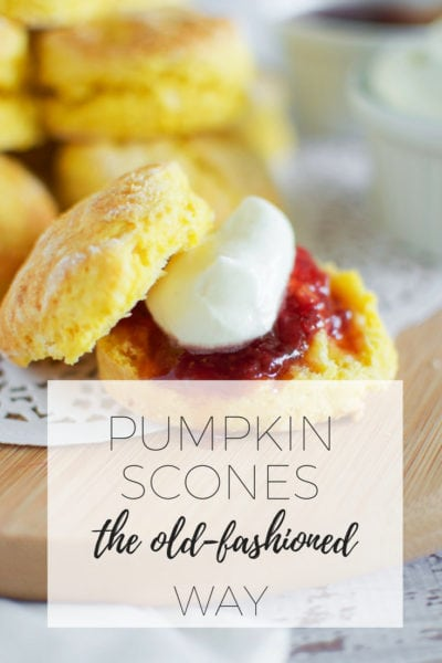 Old Fashioned Pumpkin Roll Recipe