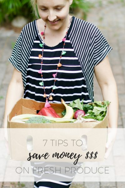 7 tips to save money on fresh produce 1