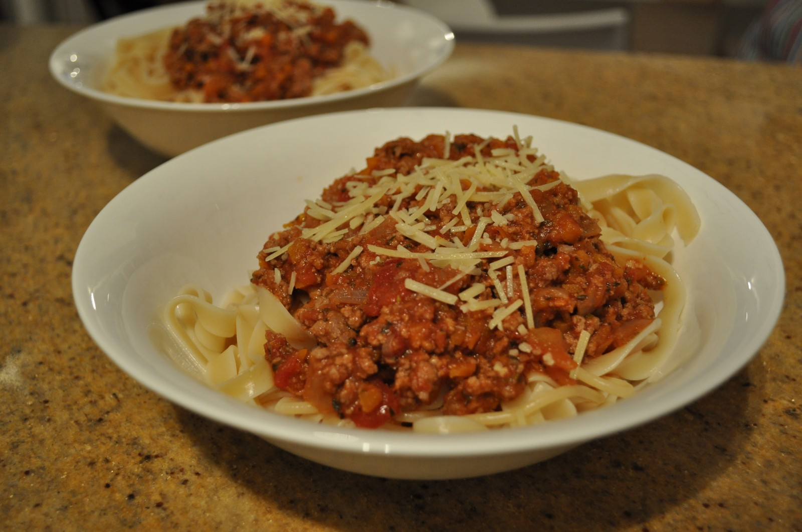 Spaghetti Bolognese Lower Calorie Version Claire K Creations