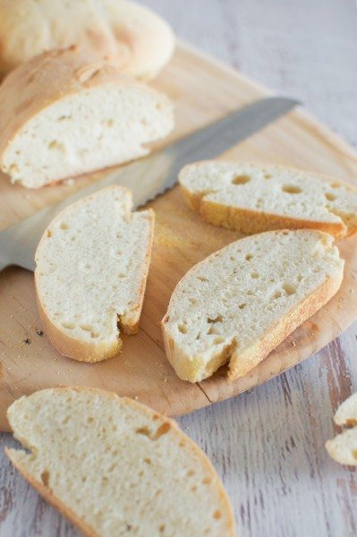 30 Minute Bread via www.clairekcreations.com