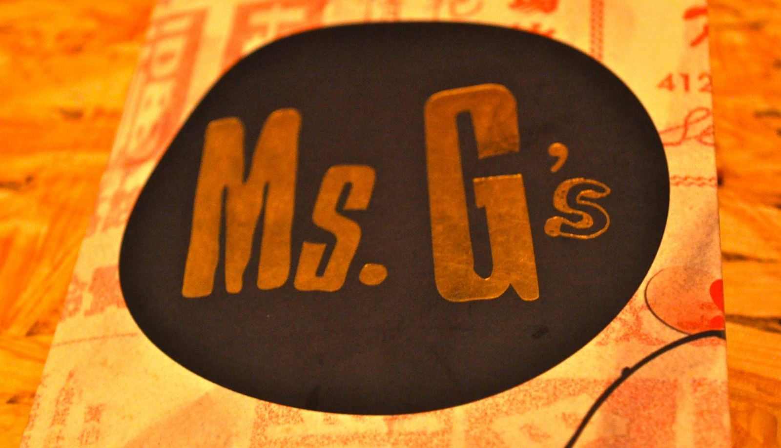 Ms G's, Potts Point – Sydney