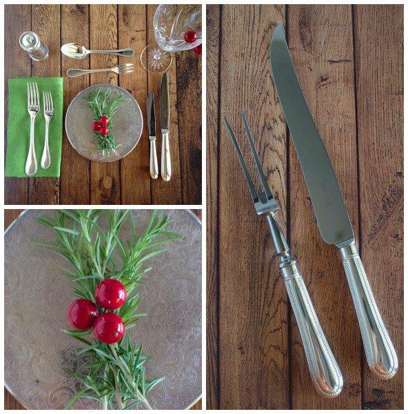 Classic Christmas via www.clairekcreations.com