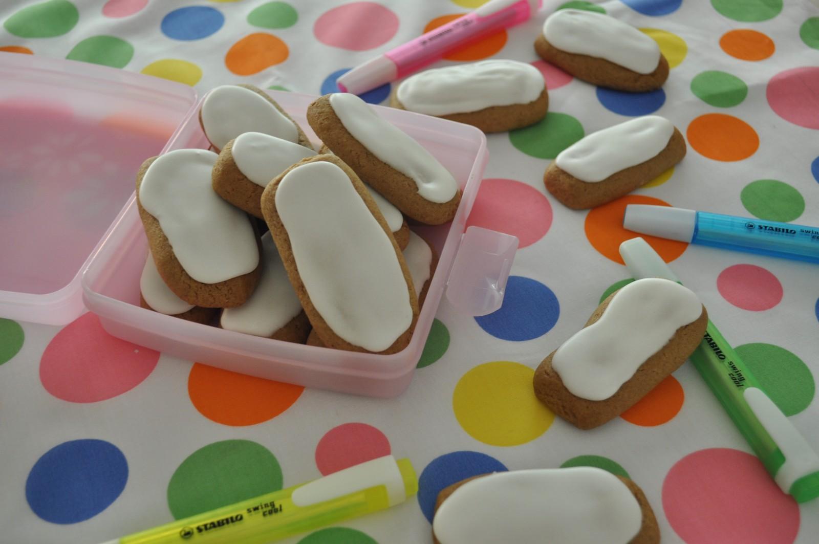 Honey jumbles – my favourite school biscuit