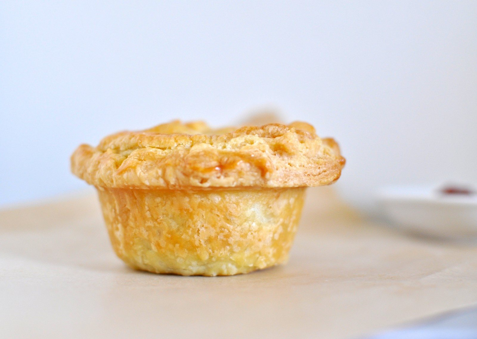 Beef and guinness 'Aussie' meat pies