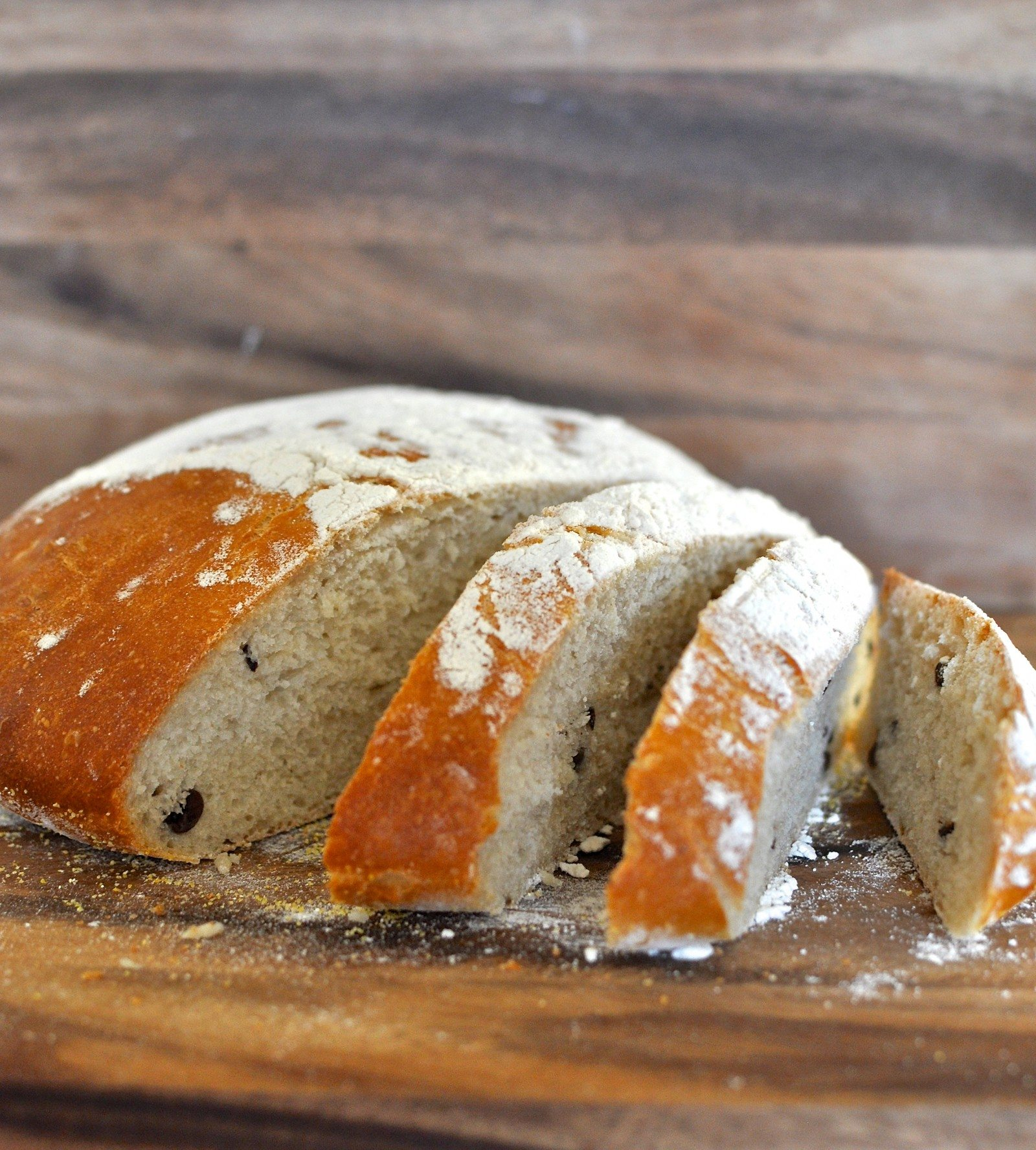 Olive bread – the best bread I've ever made, revisited