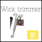 Wick trimmer buy button