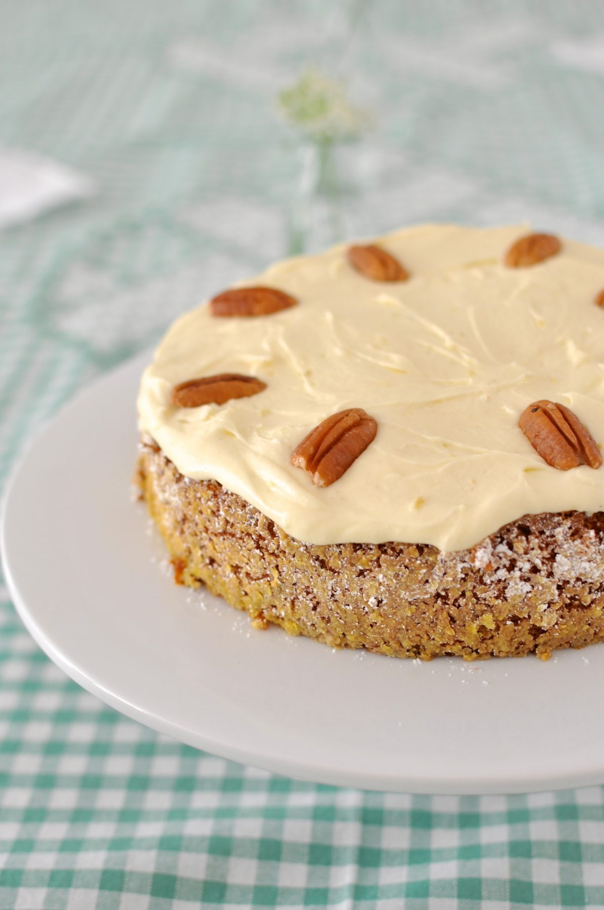 The best ever carrot cake