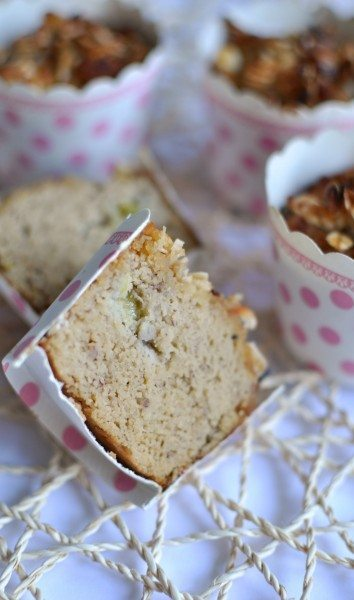 Anzac banana muffins