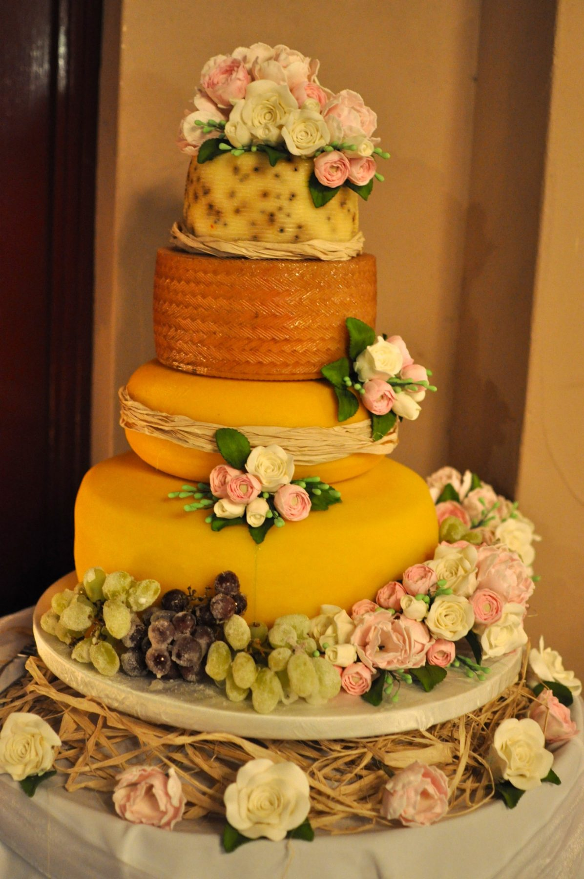 cake wedding cakes made of cheese a family wedding and an awards k creations 12315