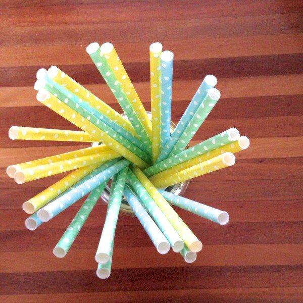 Pretty straws