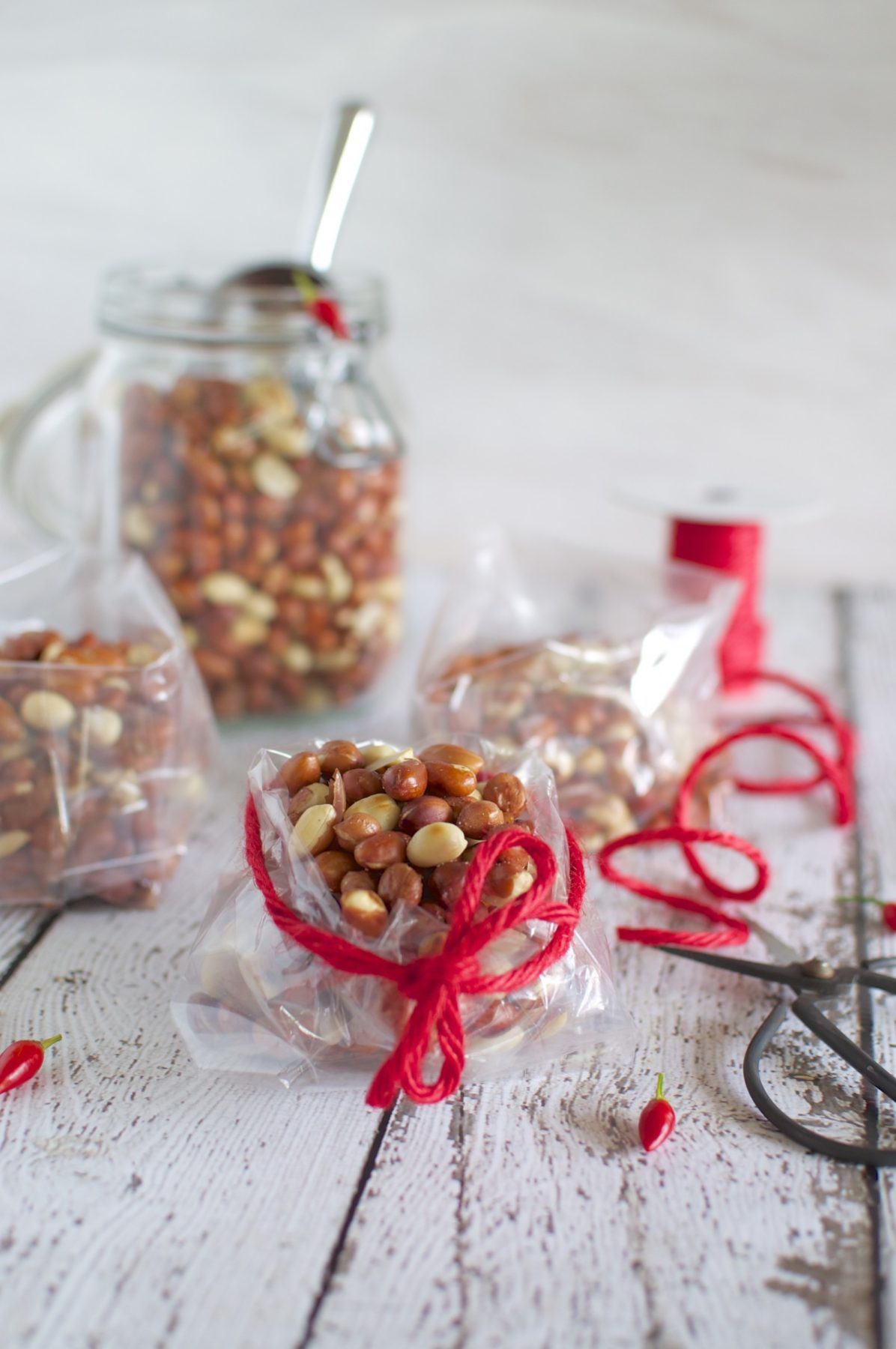 Chili peanuts – Foodie Secret Santa 2014
