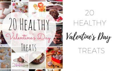20 healthy Valentines Day treats