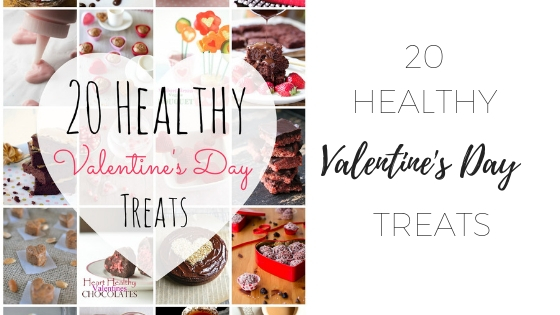 20 healthy Valentines Day treats