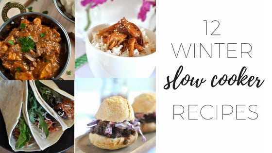 12 winter slow cooker recipes