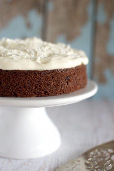 Tropical cake via www.clairekcreations.com