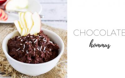 Chocolate hommus