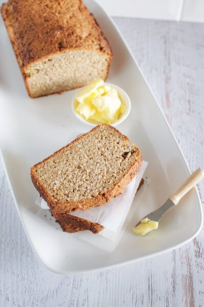 Coconut bread via www.clairekcreations.com
