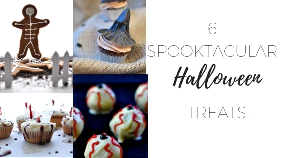 6 Spooktacular Halloween treats