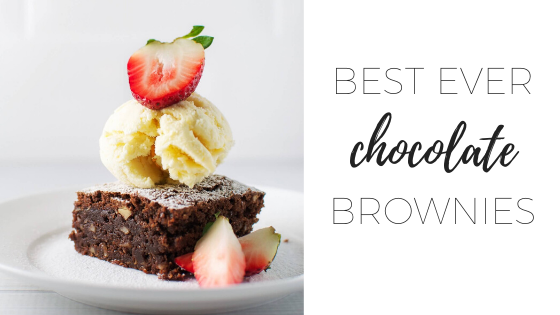 Best Ever Chocolate Brownies