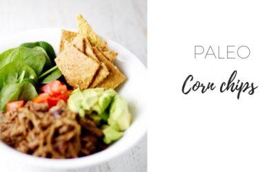 Paleo corn chips