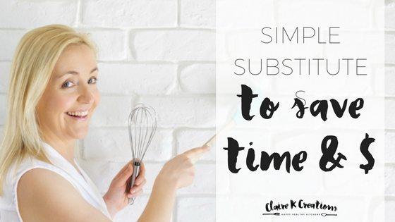 Simple Substitutes
