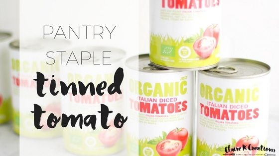What to do with tinned tomato