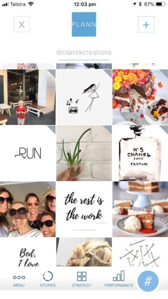 three quick ways to get more instagram followers - use the PLANN app