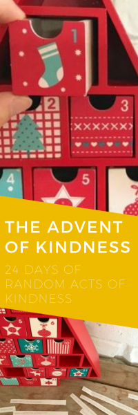 The advent of kindness - the Christmas spirit