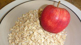 Apple and Cinnamon Low calorie Breakfast