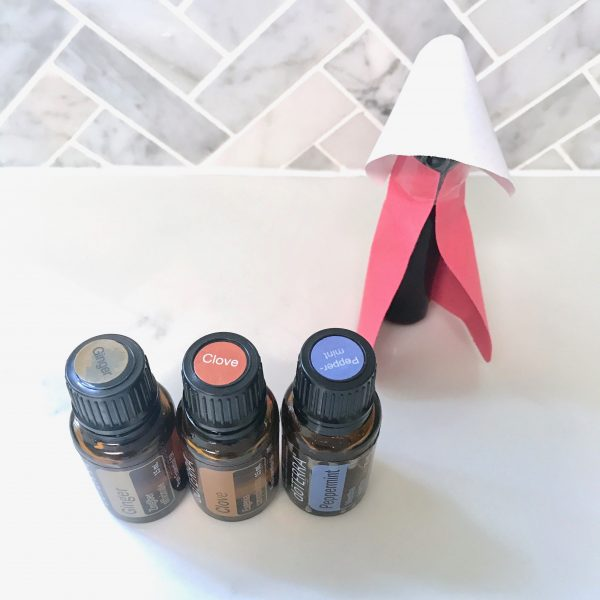 Offred's blend of essential oils to support her in The Handmaid's Tale