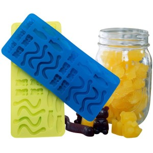Silicone Gummy Moulds by Greenpaxx - Biome Eco Stores