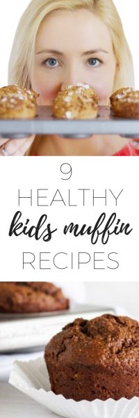 9 healthy lunchbox muffin recipes for kids