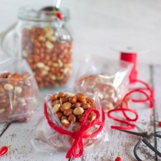 Chili peanuts - Foodie Secret Santa 2014