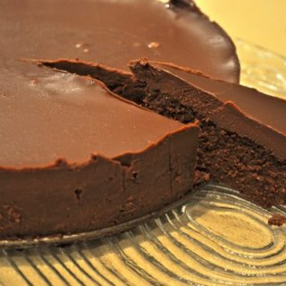 Chocolate torte (aka black beast) - the richest most delicious cake ever