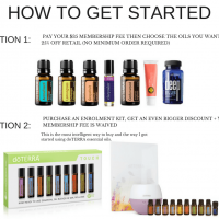 HOW TO PURCHASE YOUR DŌTERRA OILS