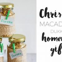 Macadamia Dukkah