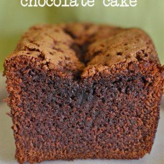 Tennessee honey chocolate cake