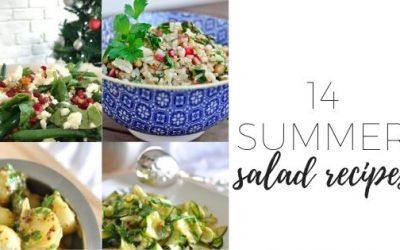 19 Summer salad recipes