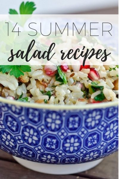 14 Summer salad recipes